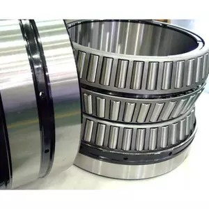 200 mm x 420 mm x 80 mm  NSK NF 340 cylindrical roller bearings