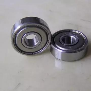 100 mm x 215 mm x 110 mm  NTN 7320T1DT+16P5 angular contact ball bearings