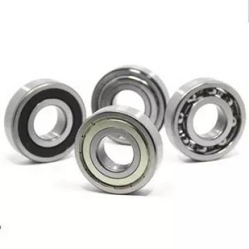 30 mm x 62 mm x 16 mm  Fersa NU206FM cylindrical roller bearings