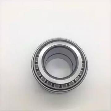 85 mm x 180 mm x 41 mm  NACHI 7317C angular contact ball bearings