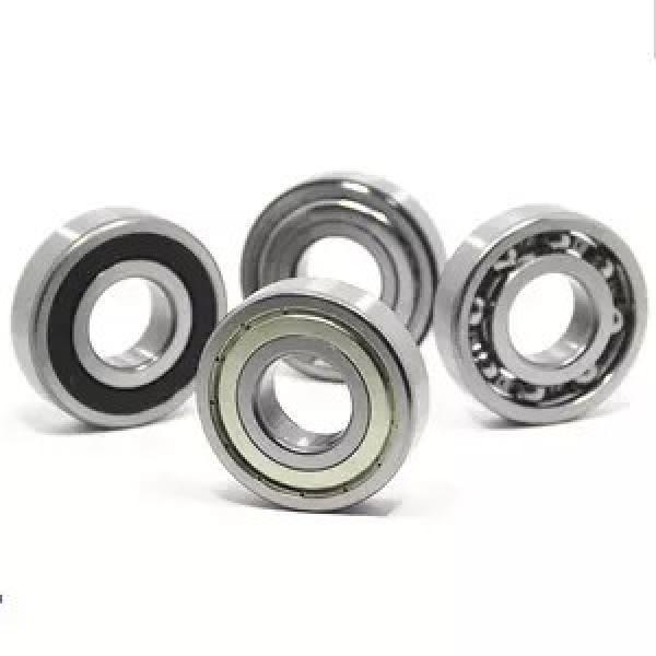 21 mm x 125 mm x 79,9 mm  PFI PHU3017 angular contact ball bearings #1 image